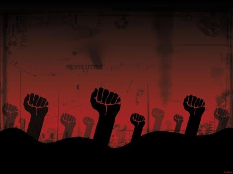 NO WAR BUT CLASS WAR!