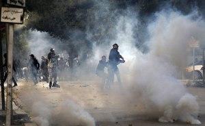 2011 Uprising Tunisia